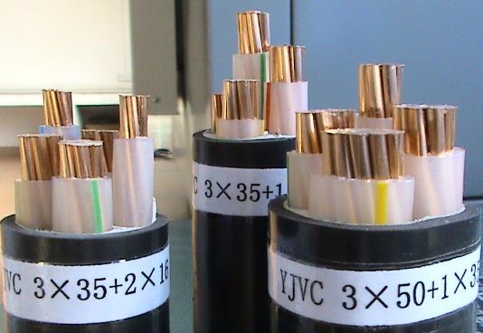 太阳成集团-0.6/1KV的电力电缆